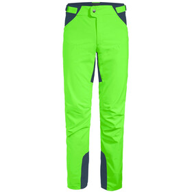 VAUDE Qimsa II Softshell Pants Men vibrant green